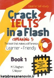crack Ielts in a flash book1 spraking 1