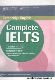 ielts coplete teachers book