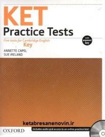 Ket practice tests With key oxford
