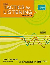 tactics-for-listening-third-edition-bisic-کتابرسان-نوین