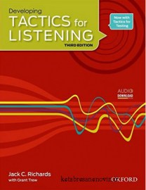 tactics-for-listening-third-edition-devloping-کتارسان-نوین